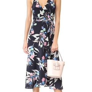 Yumi Kim Silk wrap dress